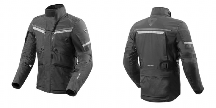 Revit Poseidon 2 Laminate GTX Jacket Black